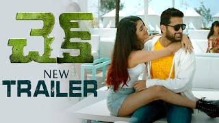 CHECK Movie New Trailer | Nithiin | Rakul Preeth Singh | Priya Varrier | Chandra Sekhar Yeleti Thumb