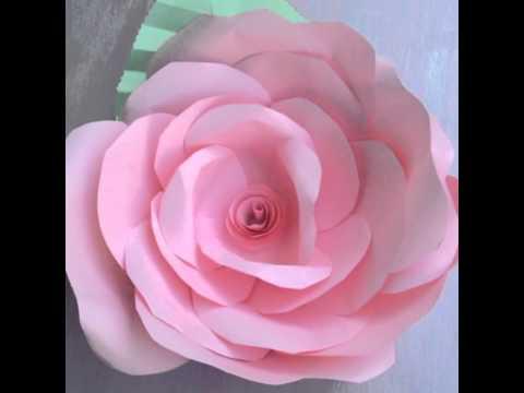 FIORI GIGANTI DI CARTA matrimoni decorazioni feste sfilate fondali  fioridicarta fiorigiganti