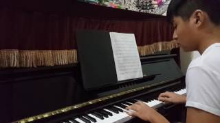Happy new year piano cover by Nhan