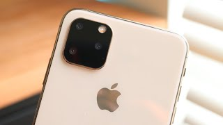 iPHONE 11 Camera Isn't UGLY