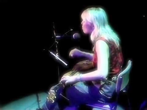 Joni Mitchell - A Case Of You (Live London 1983)