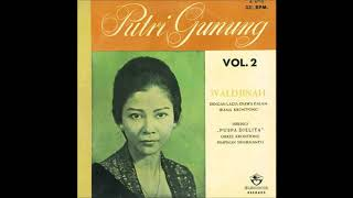 Download lagu Waldjinah ‎- Putri Gunung Vol. 2 - 1968 - Full Album