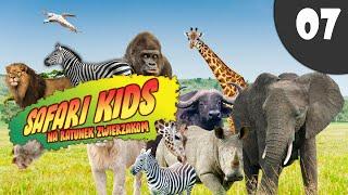 """[#7] Zagrajmy w """"Safari Kids"""" - Detektyw Nosorożec"""