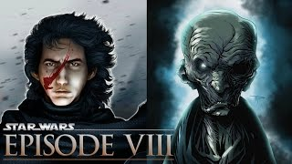 Supreme Leader Snoke Is Kylo Ren From the Future - Star Wars: Episode 8 Theory