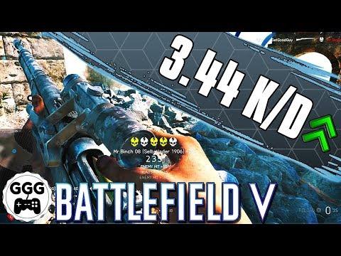 This Gun Made My KD SKYROCKET (BF5 Underused Beast) - Battlefield 5 thumbnail