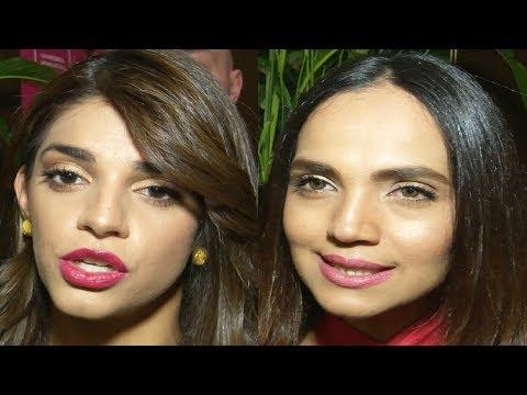 Sanam Saeed & Aamina Sheikh Interview Cake & Asian Film Festival 2018
