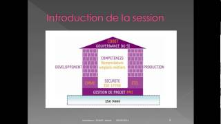 Cours ITIL V3 Foundation - INTRODUCTION Darija - Arabic بالدارجة