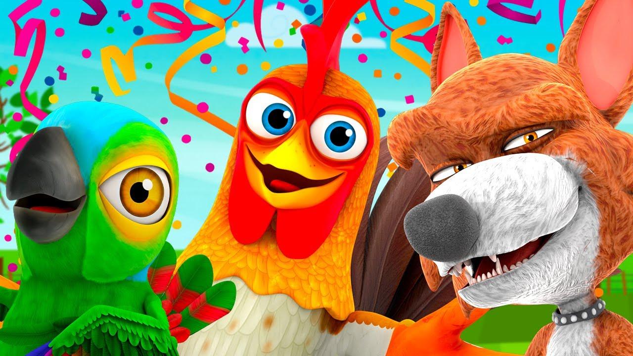 ¡Los Mejores Juegos con Animales de La Granja! La Granja de Zenón