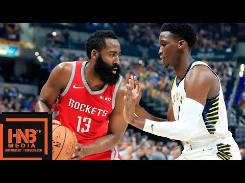 Houston Rockets vs Indiana Pacers Full Game Highlights | 11.05.2018, NBA Season