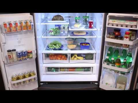 GE Slate Refrigeration By Metro Furniture Show