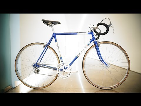 Gios Torino 55cm Super Record Vintage Road Bicycle