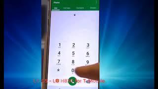 Обхід ФРП видалити обліковий запис Google, LG Г5 - ЛГ H830 для Т-Мобайл.