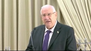 President Reuven Rivlin responds to Ethiopian Israeli protests       Reuters