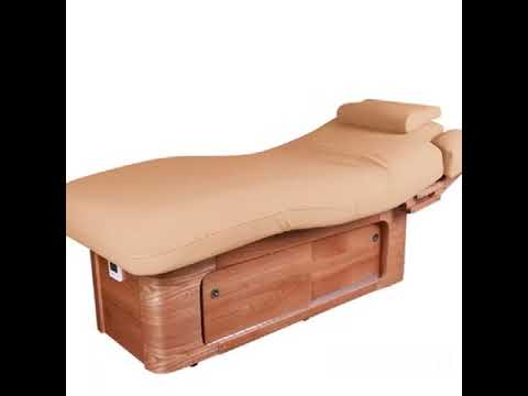 Wooden Electric Beauty Bed