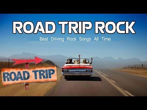 Best Driving Rock Songs | Great Road Trip Rock Music | Classic Rock Songs