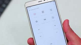 Xiaomi Redmi Note 3: How to use Mi Remote to control TV, AC, and other devices