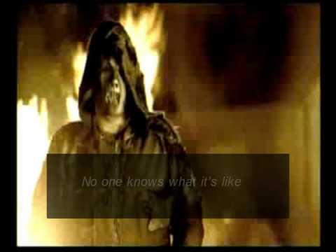 Slipknot - Frail Limb Nursery [with lyrics]