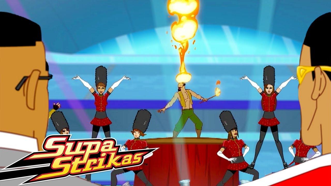 Download Supa Strikas in Hindi | Season 5 - Episode 11 | माज़ेदार लास वेगास | Cheer and Loafing in Las Vegas