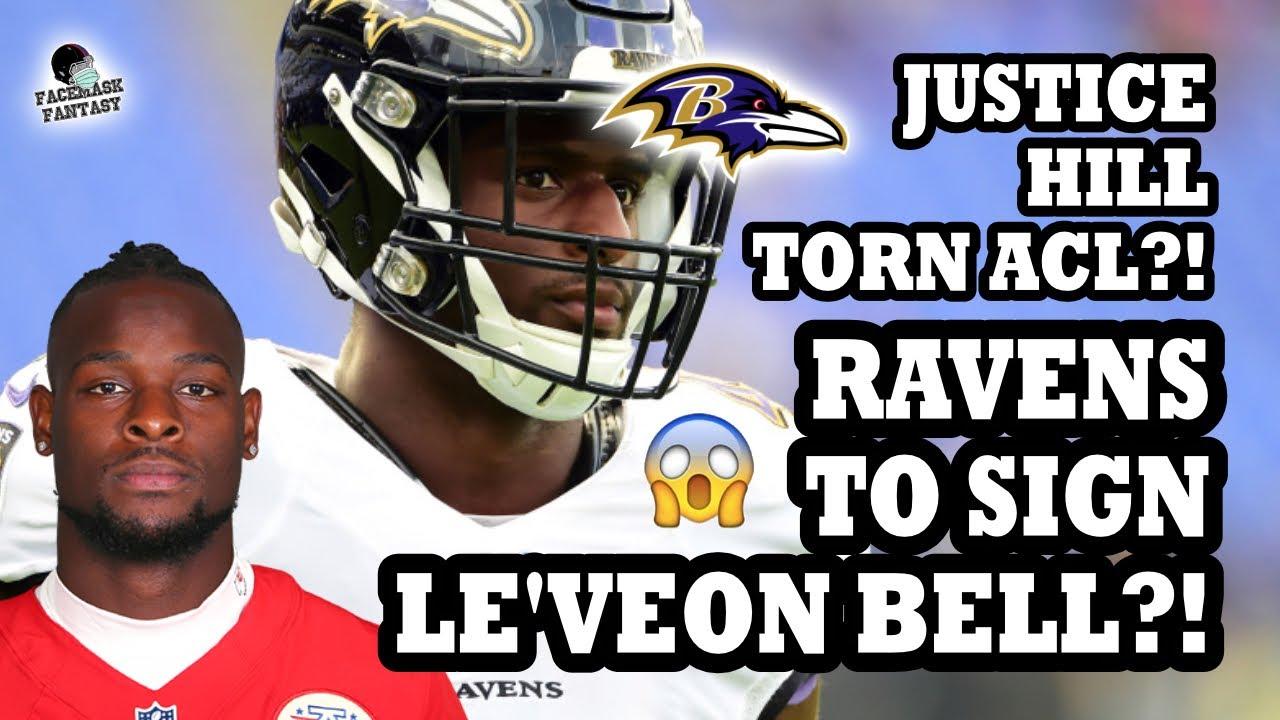 Ravens sign Devonta Freeman after adding Le'Veon Bell amid wave ...