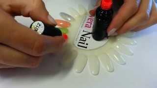 Блюскай цвет неон N012 Bluesky gel polish оригинал(, 2015-06-25T08:42:11.000Z)