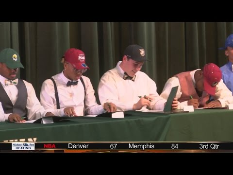 Special 2017 Signing Day Edition of the Sportswrap