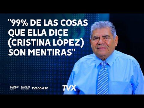 """""""99% De Las Cosas Que Ella Dice (Cristina López) Son Mentiras"""""""