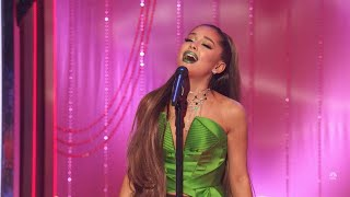 Ariana Grande Takes Stage for First Time Since Split From Pete Davidson