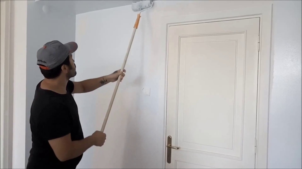 Duvar nasıl boyanmalı