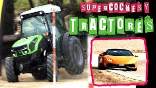 Lobato, supercoches y tractores | Coches SoyMotor.com