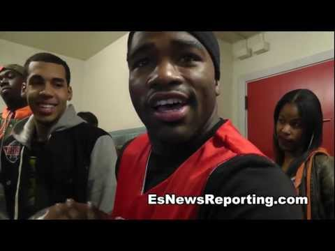 Adrien Broner Is Number 1 In Everything  - esnews boxing