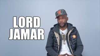 """Lord Jamar on Troy Ave """"Backpedaling"""" and his Beef with Mysonne"""