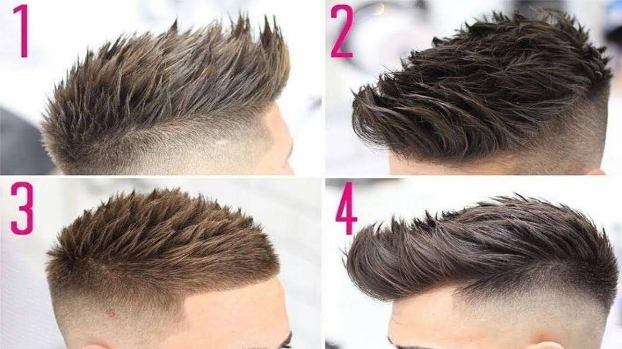 Top 20 Amazing Hairstyles For Men 2018