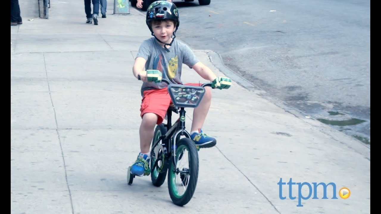 teenage mutant ninja turtles bike from pacific cycle youtube