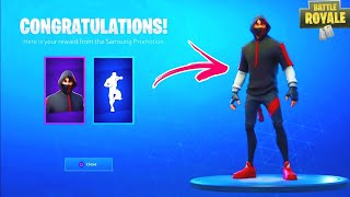 How Anyone Can Get iconic Skin For 100% Free (Season 10 Fortnite Battle Royale)