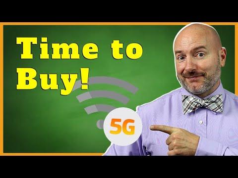 5 Best 5G Stocks to Buy for 2021