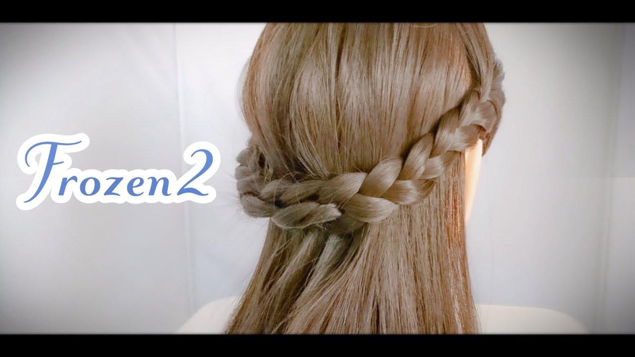 髪型 アナ