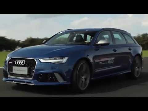 A Audi me emprestou um RS6 e olha no que deu/ Avaliação Audi RS6 Performance 2017/ Vrum Brasília
