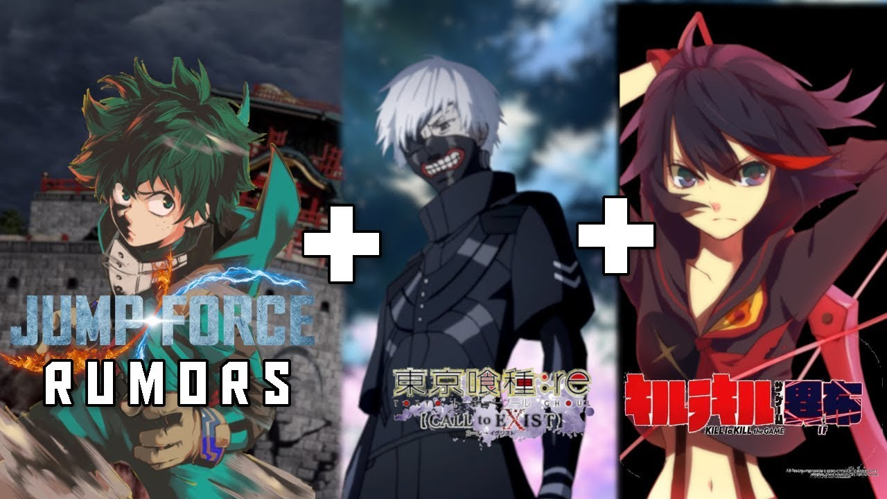 tokyo ghoul jump force
