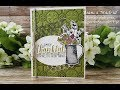 Stampin Up! Country Lane Card #1