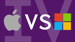 Microsoft & Apple OSs: A visual history