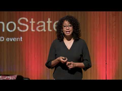 The Trauma Of Being Black In Foster Care | Kizzy Lopez | TEDxFresnoState