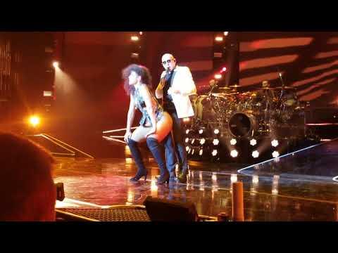 Pitbull - Bailar Live at Planet Hollywood, Las Vegas!