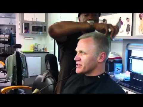 Celebrity Hairstylist Wyatt Belton