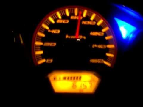Click 125i top speed