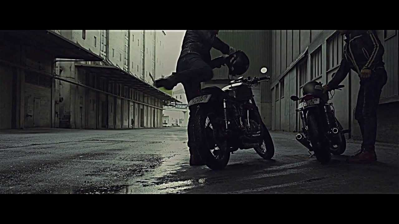 画像: WINGS - a film about the retro motorcycle youtu.be