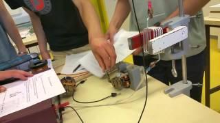 TP 20 | Induction et moteur électrique