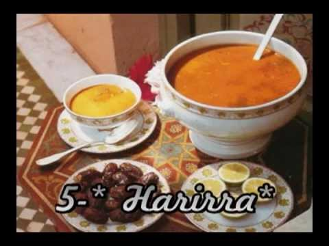 Moroccan Food // Music : Fnaire, Hdé Rassk .avi