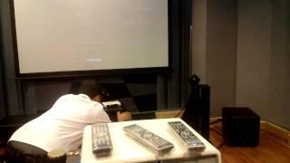 Boston Acoustics SoundWare XS 5.1 Home theater speaker's sound quality - test3