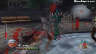Onechanbara - Bikini Zombie Slayers - Misery