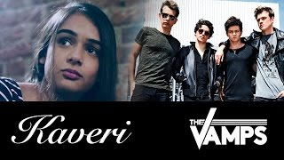 Catch Kaveri's live performance with the Vamps 25th August 2016. To...